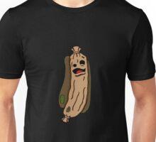 Grim Gus The Gas Station Hot Dog Unisex T-Shirt