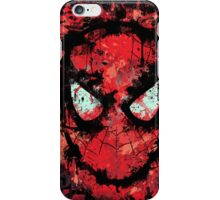 Aracnic-man iPhone Case/Skin