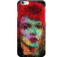 A  Tribute to David Bowie iPhone Case/Skin