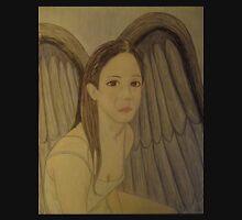 Angel with Dark wings Unisex T-Shirt