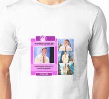 Winter Caroler Finn Unisex T-Shirt