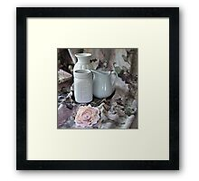 Which Vase to Use Framed Print