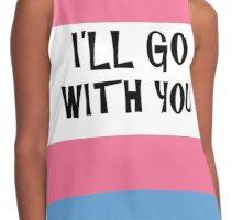 Trans Ally illgowithyou Contrast Tank