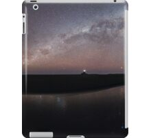 Milkyway over Whatipu  iPad Case/Skin