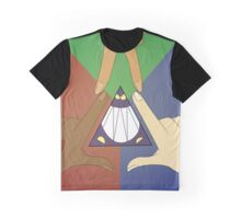 Colorblind Graphic T-Shirt