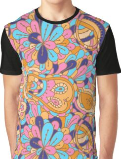 - Abstract fruits pattern -  Graphic T-Shirt