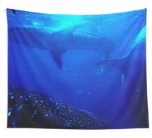 Time to Swim Wall Tapestry
