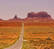 Monument Valley - Arizona/Utah Sticker