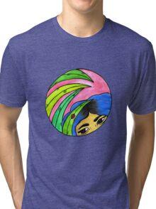 Ladybuggin' Tri-blend T-Shirt