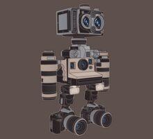 Camera Bot 6000 Baby Tee