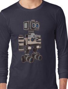 Camera Bot 6000 Long Sleeve T-Shirt