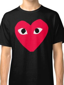 CDG Red Classic T-Shirt
