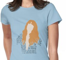 St. Jude Womens Fitted T-Shirt