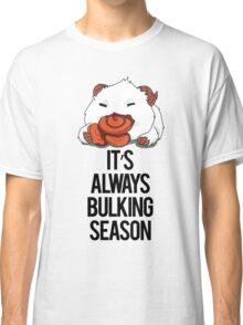 Poro Bulking Season (Black) Classic T-Shirt