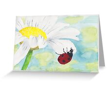 lovebug Greeting Card