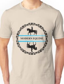 Modern equine fancy logo T-Shirt