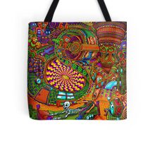 Carnival of the Abyss Tote Bag