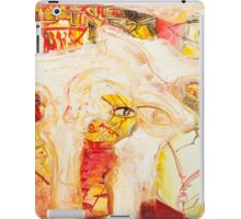 How to get out of your own way iPad Case/Skin