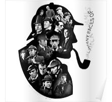 Sherlock Holmes - Detective Poster