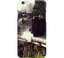 Puffing Billy Dandenongs Victoria Australia iPhone Case/Skin
