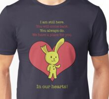 I Am Still Here Unisex T-Shirt