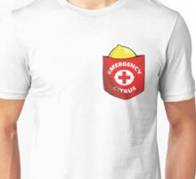 Emergency Citrus Pocket Unisex T-Shirt