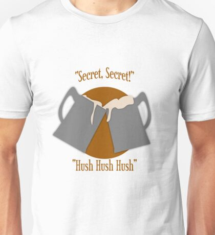 Galavant - secret mission Unisex T-Shirt