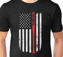 Walking Dead - Lucille Replica Bat Unisex T-Shirt