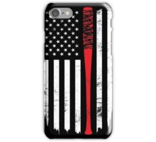 Walking Dead - Lucille Replica Bat iPhone Case/Skin
