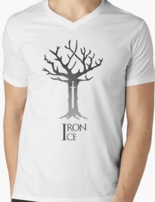 House Forrester Mens V-Neck T-Shirt