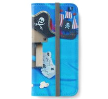 Pirate Danbo iPhone Wallet/Case/Skin