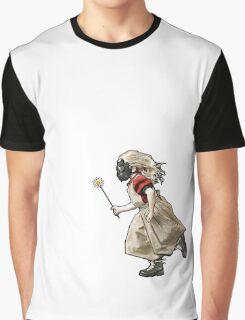 Girls in Gasmasks Graphic T-Shirt