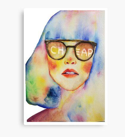 Cheap Canvas Print