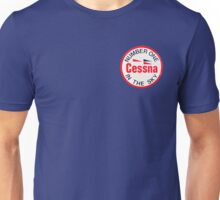 Cessna Aircraft Company Badge Unisex T-Shirt