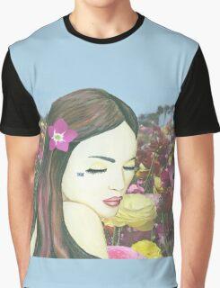 Beltane Wish Graphic T-Shirt