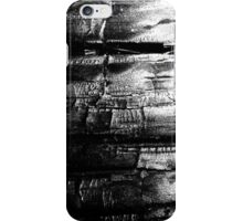 Carbon Black iPhone Case/Skin