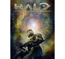 Halo Guardians Master Chief Photographic Print