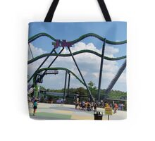 The Joker Free Fly Tote Bag
