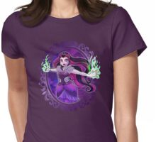 Raven Queen Womens Fitted T-Shirt