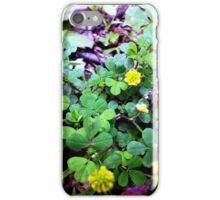 Hop Clover iPhone Case/Skin