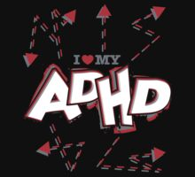 ADHD Kids Tee