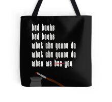 Bad Books, Bad Books.  Tote Bag