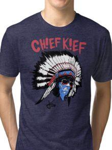 CH!EF K!EF Tri-blend T-Shirt
