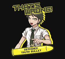 Hajime Hinata - That's Wrong Unisex T-Shirt