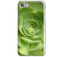 Aeonium iPhone Case/Skin