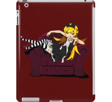 Shinobu Black Dress No.2 iPad Case/Skin