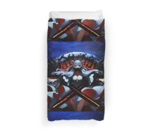 Midway Hime No. 1 Duvet Cover
