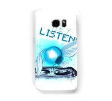Hey Listen! Samsung Galaxy Case/Skin