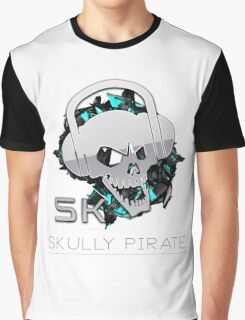 SKULLY PIRATE 1 Graphic T-Shirt