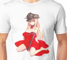 Bismarck Pin Up No. 1 Unisex T-Shirt